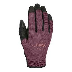 WOMEN'S COVERT GLOVE AMETHYST