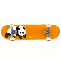 Orange Panda Resin Soft...