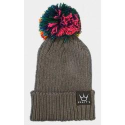Peaty's Merino Bobble Hat