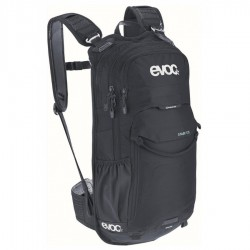 EVOC STAGE 12L BLACK BACKPACK
