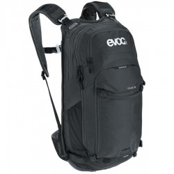 EVOC STAGE 18L BLACK BACKPACK