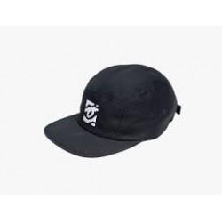 8 Bit Eye Hat Grey 5 Panel Hat