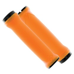 Grips Love Handle Neon Orange