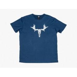 Moose Short Sleeve Tee Navy XL