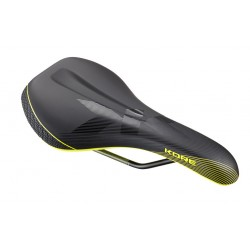 FUSE III SADDLE BLACK-YELLOW