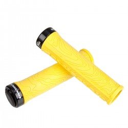 GRIP HALF NELSON W/LOCK YELLOW