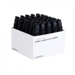 POWER LEVER BOX Black 30 Pair