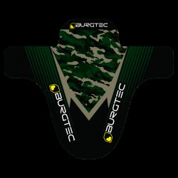 Moto Mudguard  Army Camo