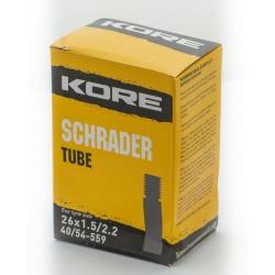KORE SHRADER 26 X 2.3/2.5 TUBE
