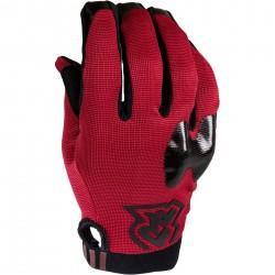 Ruxton Gloves Deep Red L